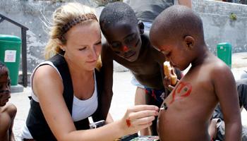 Vrijwilligerswerk buitenland