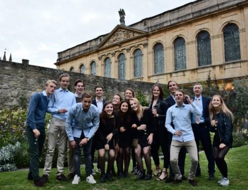 Weg-Wijs studenten gestart in Oxford