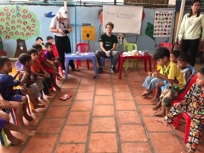 Teije-medisch project-Cambodja
