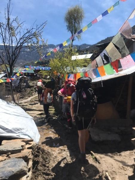 vrijwilligerswerk Nepal voor jongeren