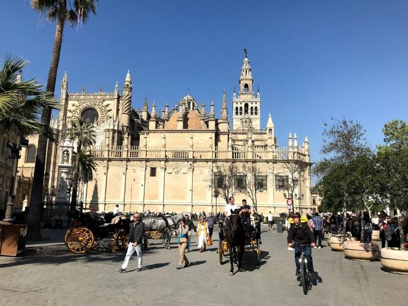 tussenjaar-Sevilla